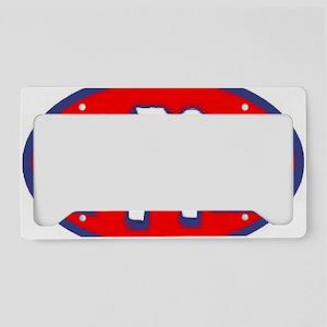 FML License Plate Holder