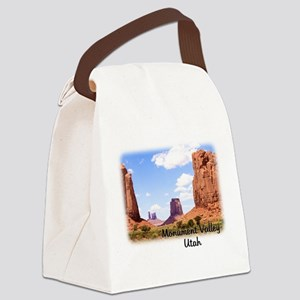 The North Window Canvas Lunch Bag