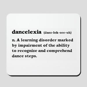Dancelexia Mousepad
