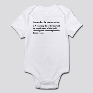 Dancelexia Infant Bodysuit