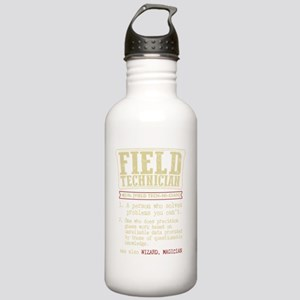Field Technician Dicti Stainless Water Bottle 1.0L