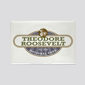 Theodore Roosevelt National Park Magnets
