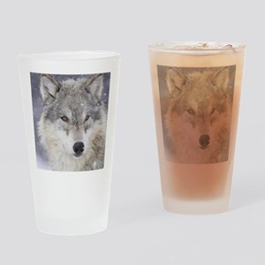 ms  Wolf Drinking Glass