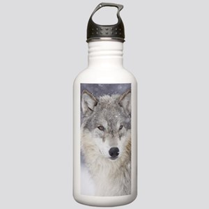 x14  Wolf Stainless Water Bottle 1.0L