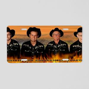 SingOrder4Mug Aluminum License Plate