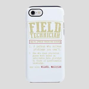Field Technician Dictionary Te iPhone 7 Tough Case
