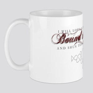 BoundtoPlease001sm Mug