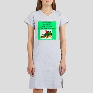KENTUCKY Women's Nightshirt