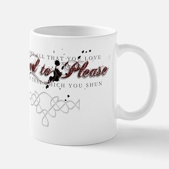 BoundtoPlease001 Mug