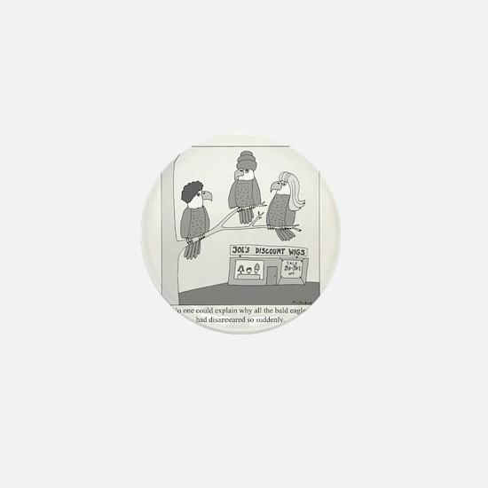 Bald Eagles Mini Button