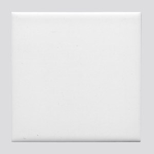I believe - white Tile Coaster