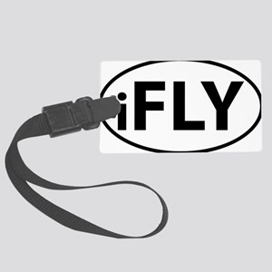 iFLY Large Luggage Tag