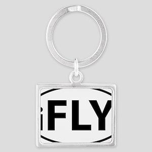 iFLY Landscape Keychain