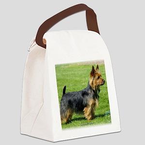 Australian Terrier 9R044D-62 Canvas Lunch Bag