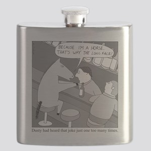 Why the Long Face Flask