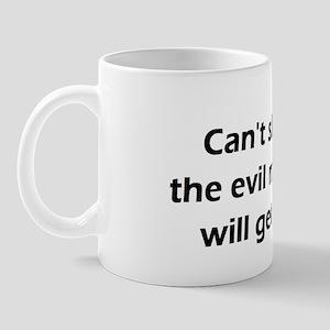 Cant sleepmonkey_silhouette Mug