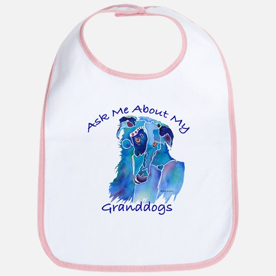 Love My Borzoi Quotes Bib