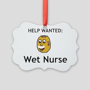 nurse Picture Ornament