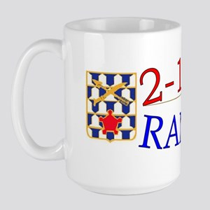 2nd Bn 16th Infantry cap1 Large Mug