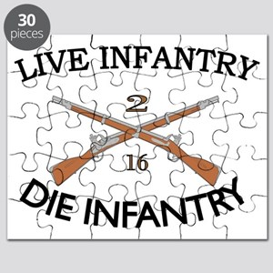 2nd Bn 16th Infantry cap2 Puzzle