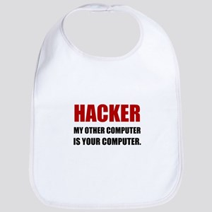 Hacker Other Your Computer Baby Bib