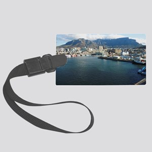 Table Mountain Title Large Luggage Tag