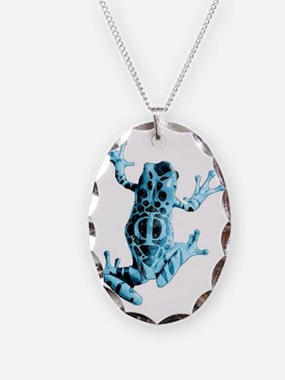 Fringe Frog Super Big Necklace