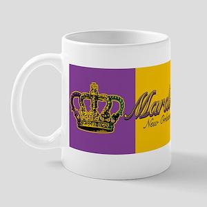 MGrasFcolorsCrown2bstr Mug