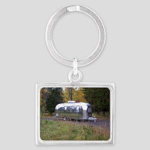 fallcolorssafarisz Landscape Keychain
