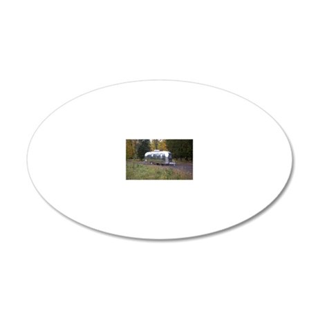 fallcolorssafarisz 20x12 Oval Wall Decal