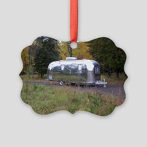 fallcolorssafarisz Picture Ornament