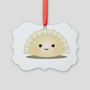 dumpling Picture Ornament