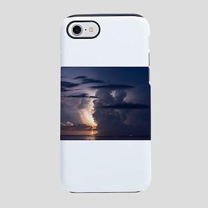 Raw Power - Lightning on the Atlantic Coast iPhone
