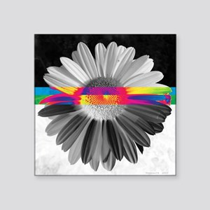 "IMG_92874grdsig Square Sticker 3"" x 3"""