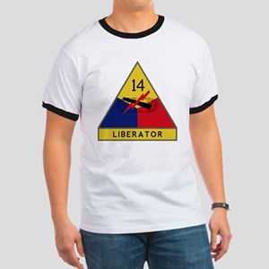 14th Armored Division - Liberators Ringer T