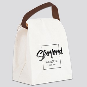 Starlord Smuggler Since 1988 Canvas Lunch Bag