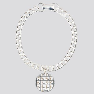 AmeslanAlphabet120710 Charm Bracelet, One Charm