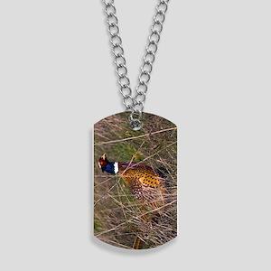 (13) Pheasant  407 Dog Tags