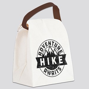 Hike Adventure Awaits Canvas Lunch Bag