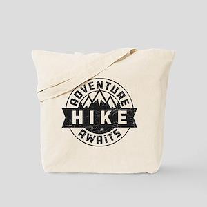Hike Adventure Awaits Tote Bag