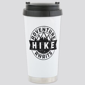 Hike Adventure Aw 16 oz Stainless Steel Travel Mug