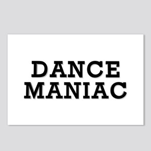 Dance Maniac Postcards (Package of 8)