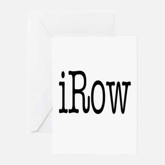 iRow big Greeting Card