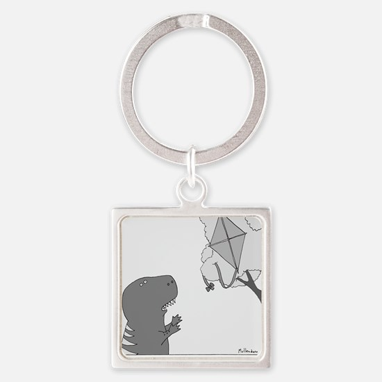 T-Rex Good Times Square Keychain