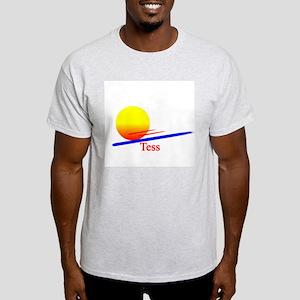 Tess Ash Grey T-Shirt