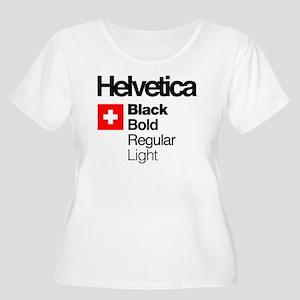 10x10_apparel Women's Plus Size Scoop Neck T-Shirt