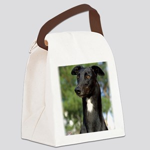 Greyhound 9R022-146 Canvas Lunch Bag