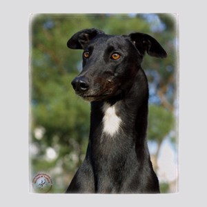 Greyhound 9R022-146 Throw Blanket