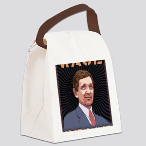Kucinich-wage-peace-CRD Canvas Lunch Bag