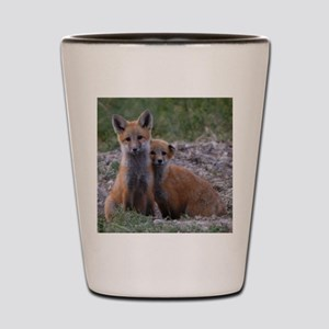 x10 Brothers and friends Shot Glass